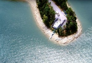 Douglas Lake Intake Tennessee