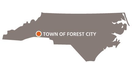 Forest_City_NC_map