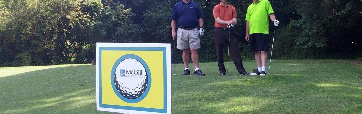 Golf-Tournament