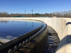 Statesville Third Creek Wastewater Treatment Plant