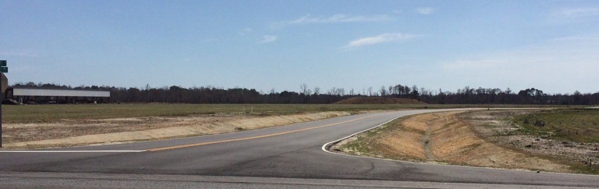 Beaufort County EDC Celebrates Opening of Page Road to Serve Beaufort-Washington Industrial Park