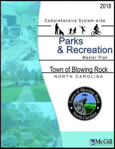 Town of Blowing Rock Systemwide Parks and Recreation Plan Cover