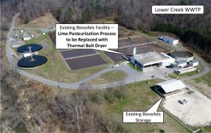 Biosolids Project, City of Lenoir