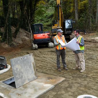 Pump Station Construction Observation