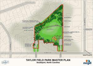 Taylor Field Park Master Plan