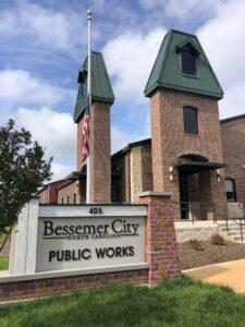 Bessemer City Public Works
