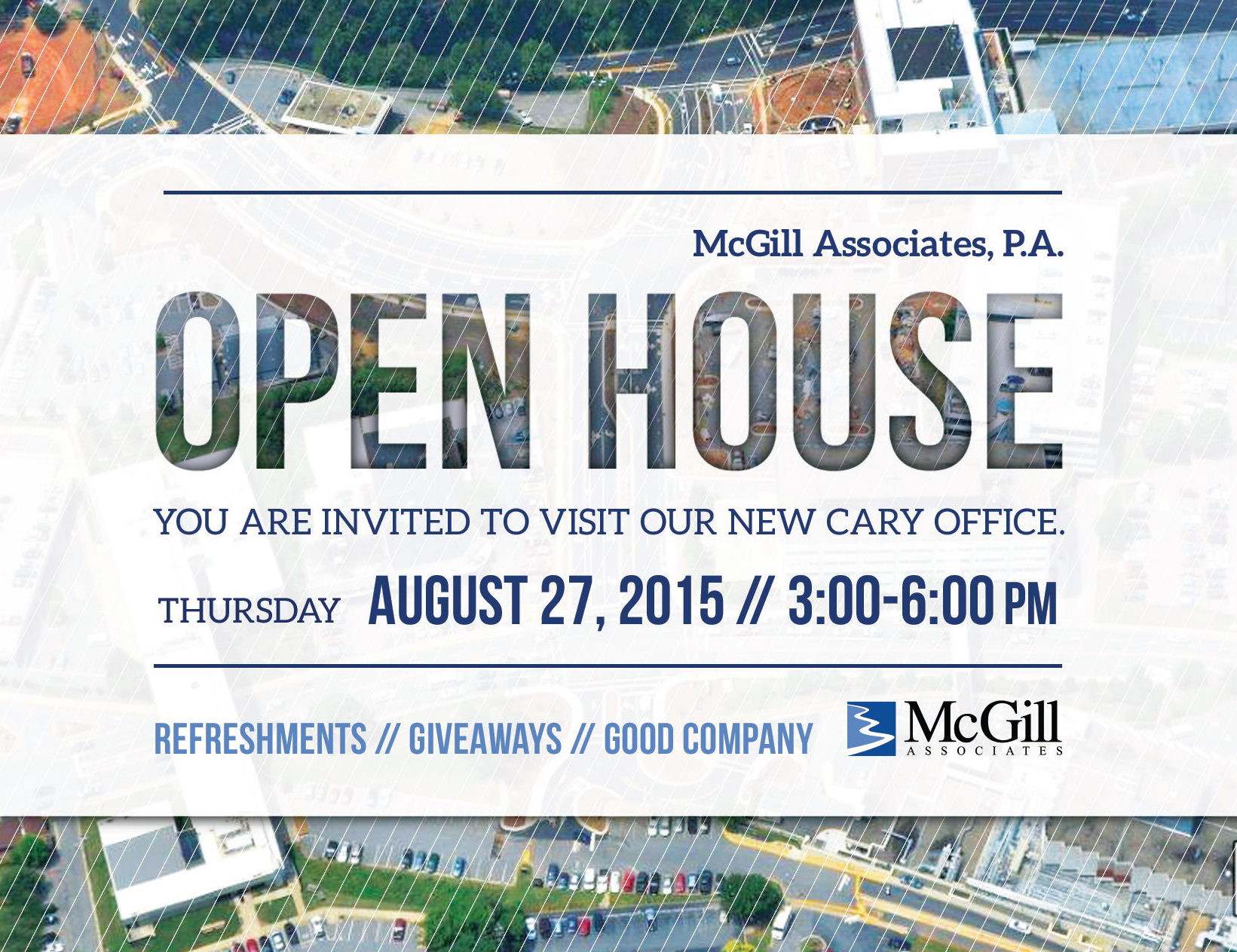 McGill Cary Open House