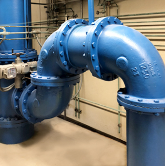 Newton Water Treatment Plant