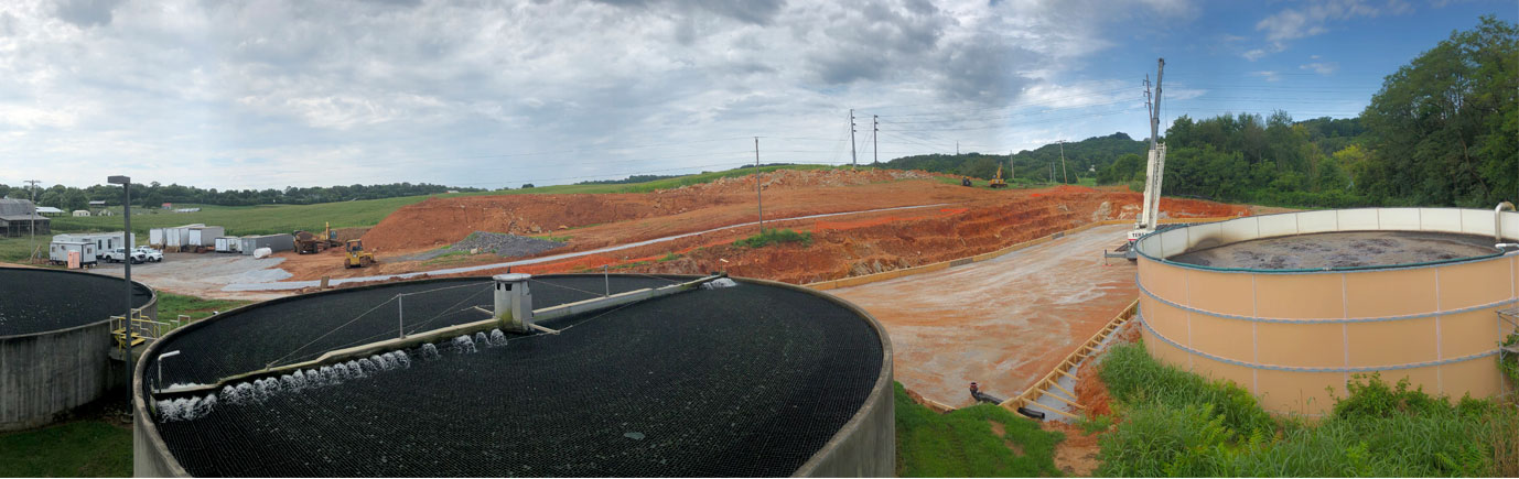Jefferson City Tennessee Wastewater Treatment Plant