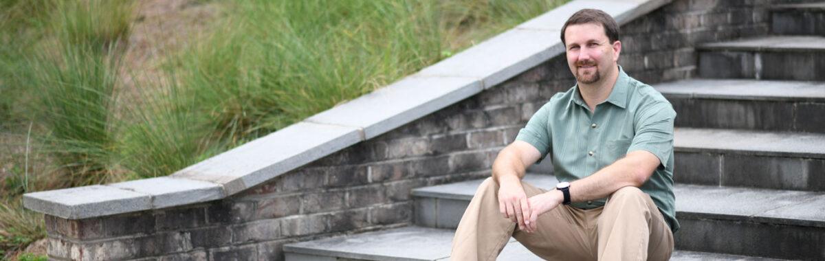 David Honeycutt Intern to Owner