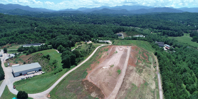 Macon County NC Landfill Closure