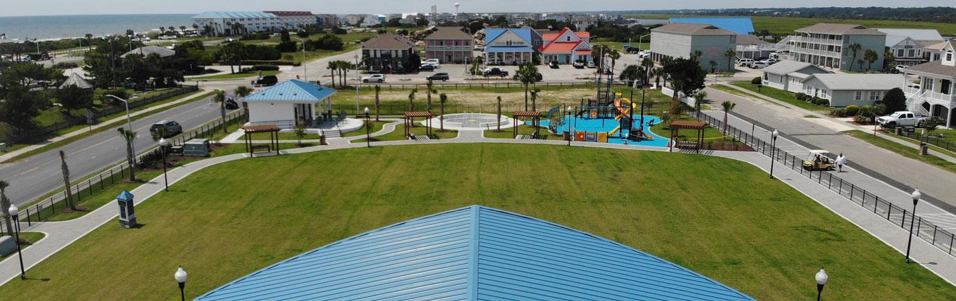 Town of Ocean Isle Beach Town Center Park