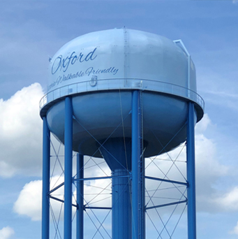 Oxford_NC_Water_Tank