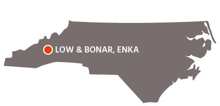 Low & Bonar, Enka NC