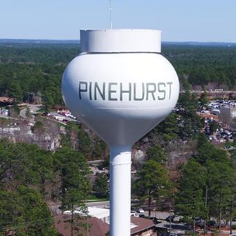 Pinehurst Water Tank