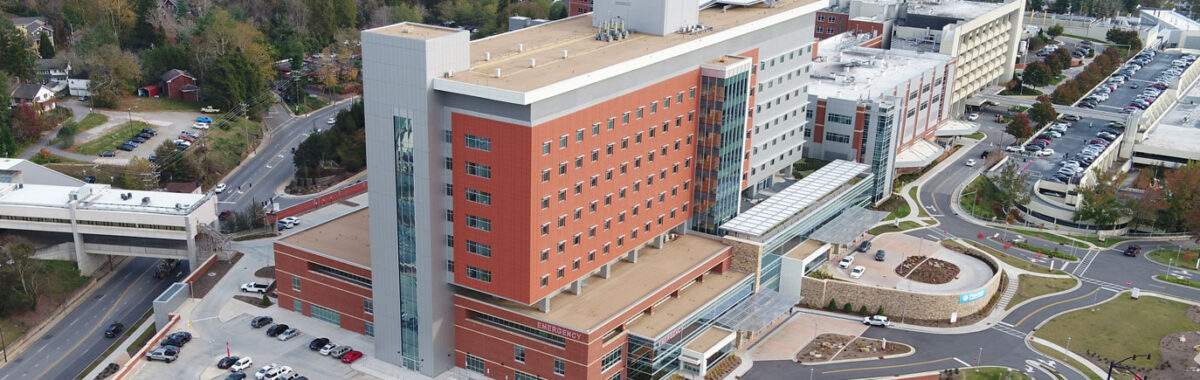 Mission Health Tower Best Healthcare Project Nationwide