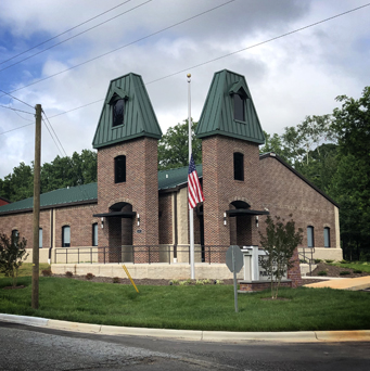 Bessemer City Public Works Building