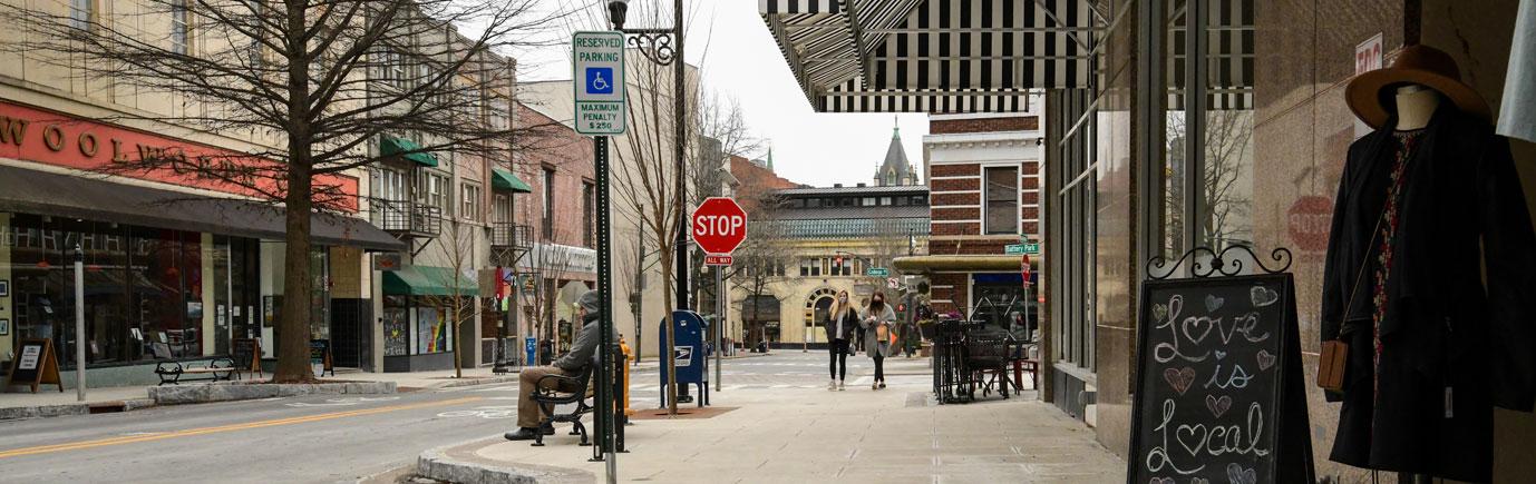 Haywood Street Asheville