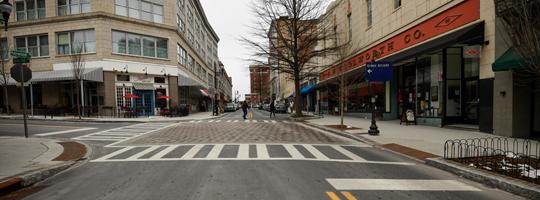 Haywood Streetscape Improvements