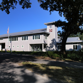 Public Safety Facility, Village of Bald Head Island