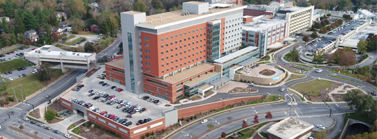Mission Health North Tower Asheville