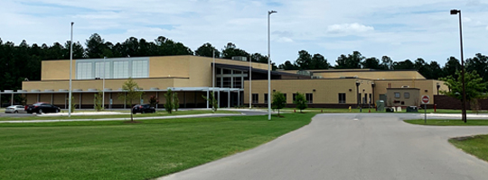 Town Creek Middle School Brunswick County