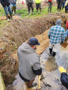 Stream Bank Repair