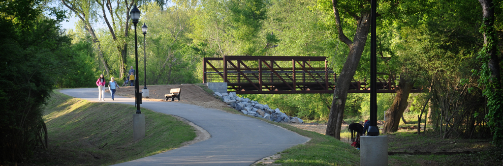Goat Island Park and Greenway, Town of Cramerton
