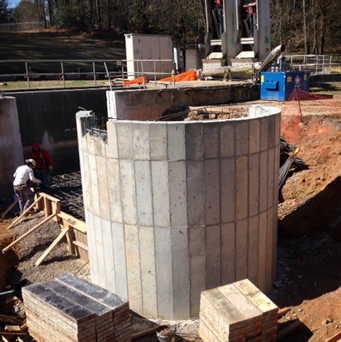 Hickory Creek Sewer Outfall, City of Shelby