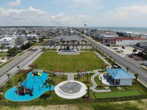 Ocean Isle Beach Town Center Park