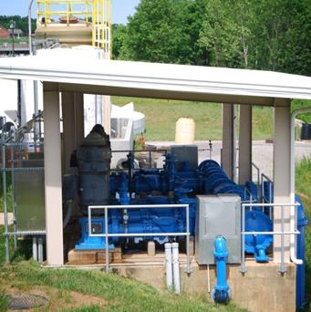 Water Treatment Plant Pump Station, City of Jefferson City, TN