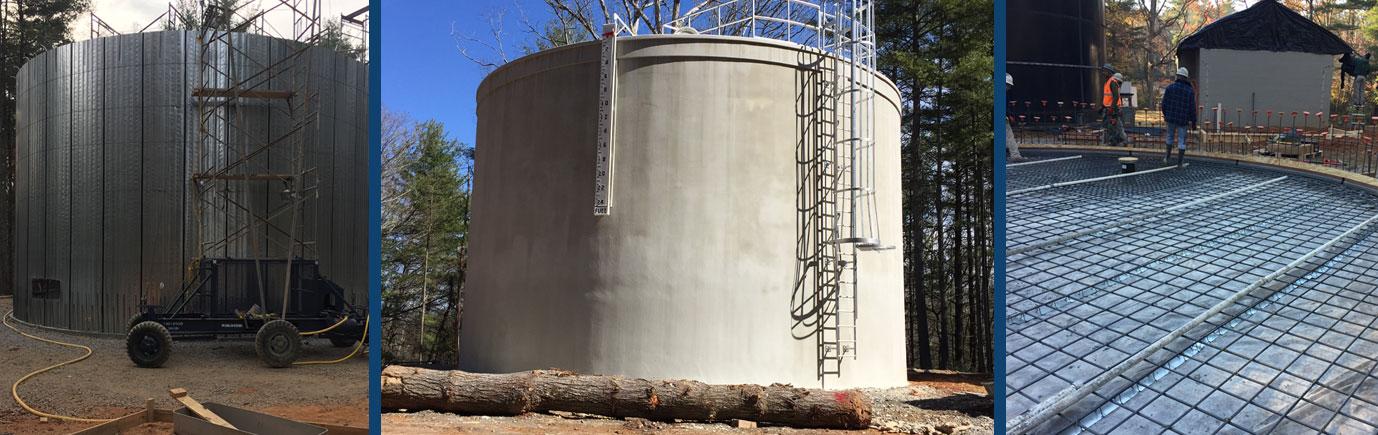 Water Supply for Biltmore Estate
