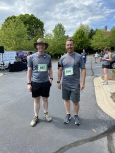 McGill staff participate in the Asheville Chamber Challenge
