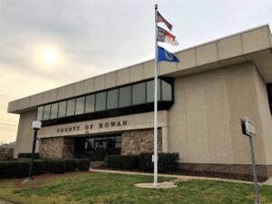 Rowan County Building