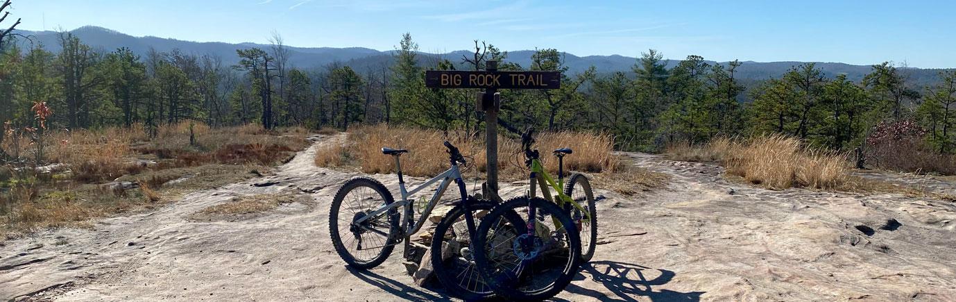 National Trails Day - Big Rock
