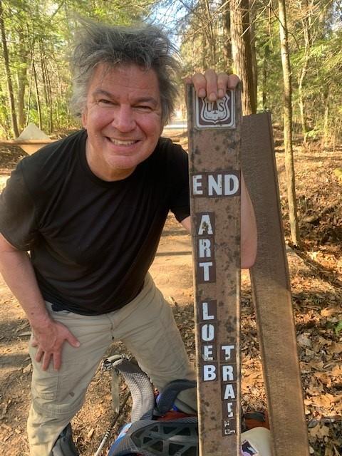 Joel Storrow Art Loeb Trail